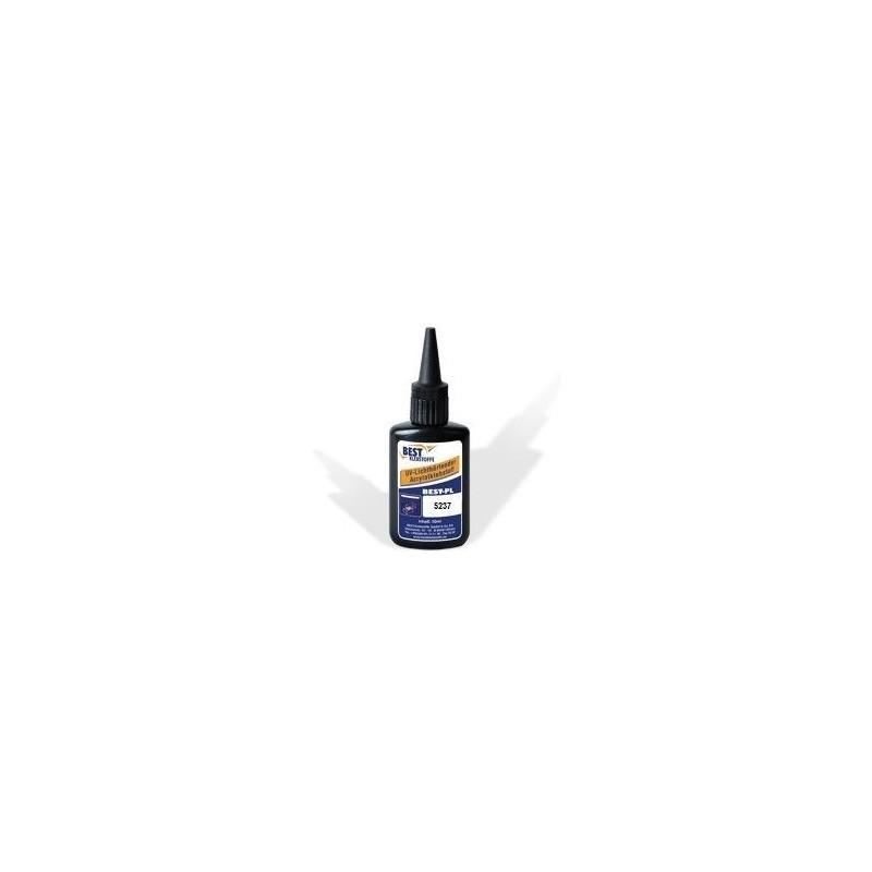 Adeziv UV lipire sticlă/sticlă, sticlă/metal 250g