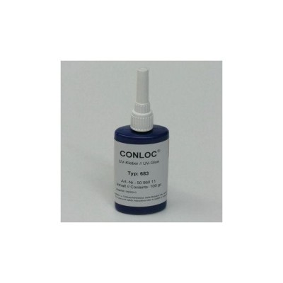 Adeziv UV Conloc 100g Lipire sticlă-metal