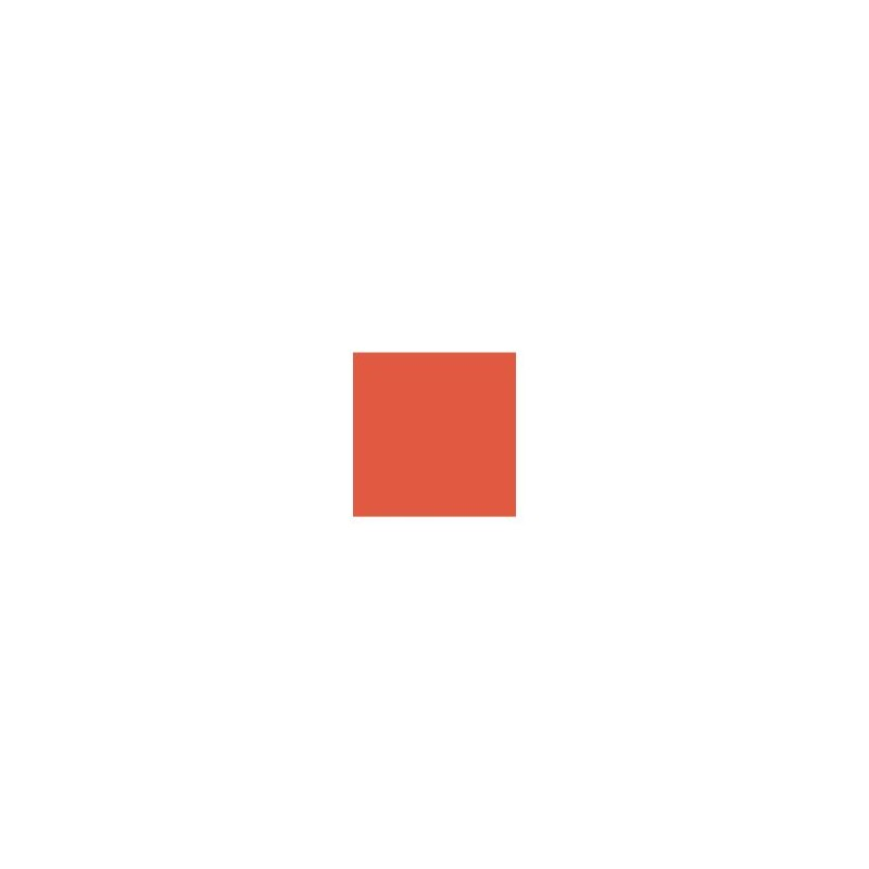 Solutie color geam sablat Rosu orange