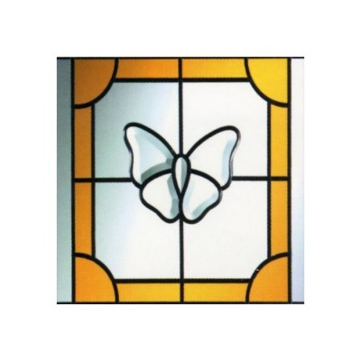 Fanlight 5pc Cluster Butterfly