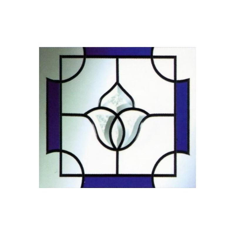 Fanlight 3pc Glue Chip Cluster