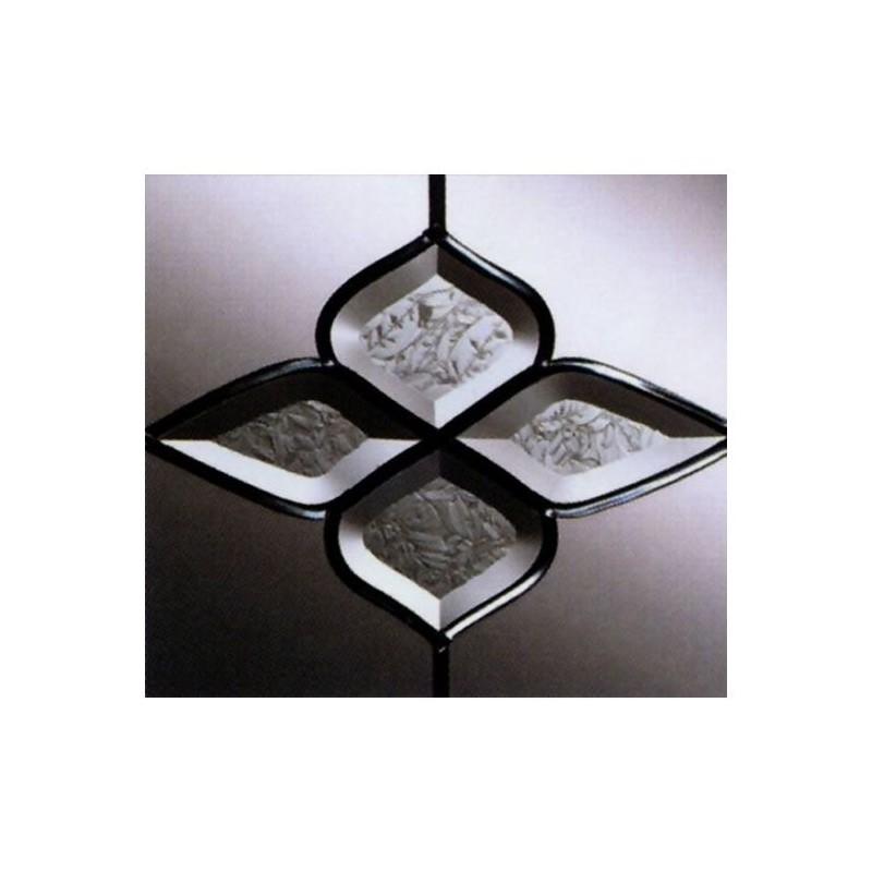 Fanlight 4pc Glue Chip Cluster