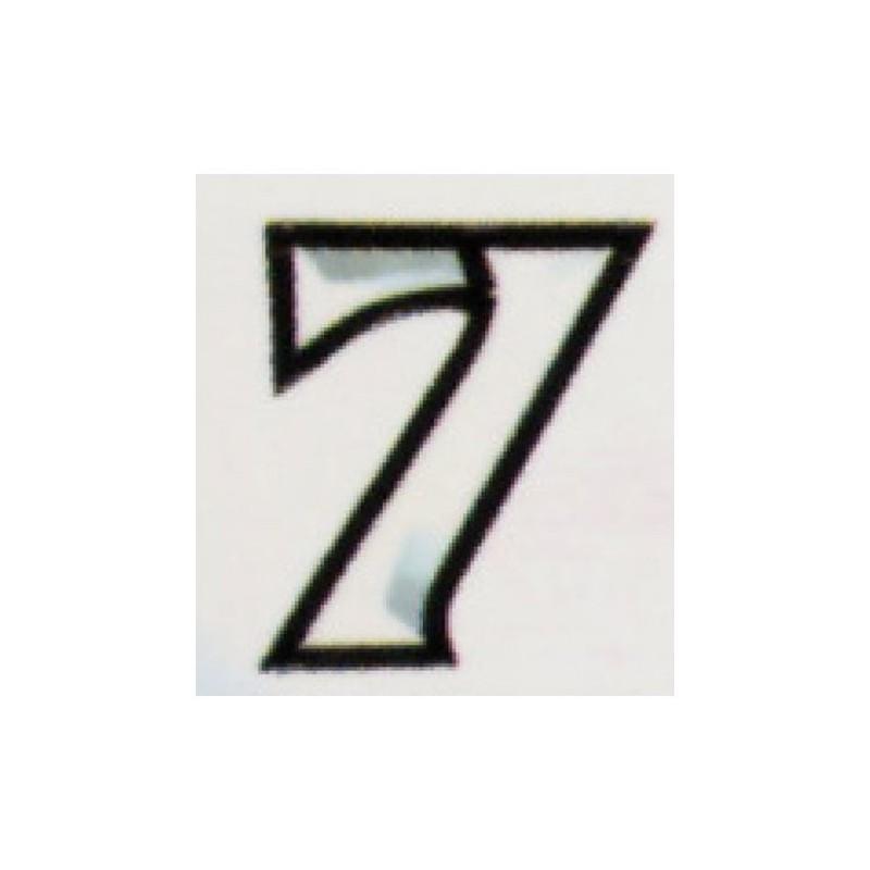 "Number ""7"""