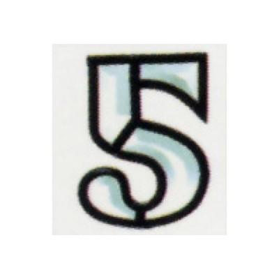 "Number ""5"""