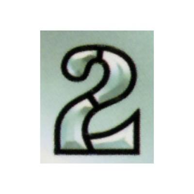 Number '2'