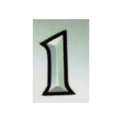 "Number ""1"""