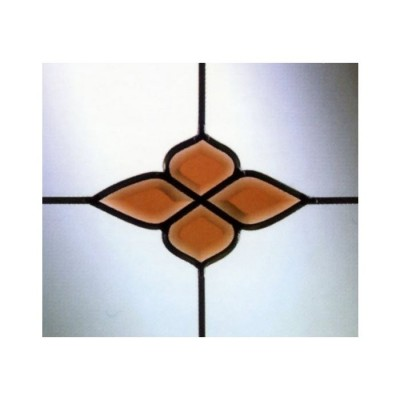 Fanlight 4pc Brown Cluster