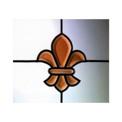 Fanlight Bevels Brown