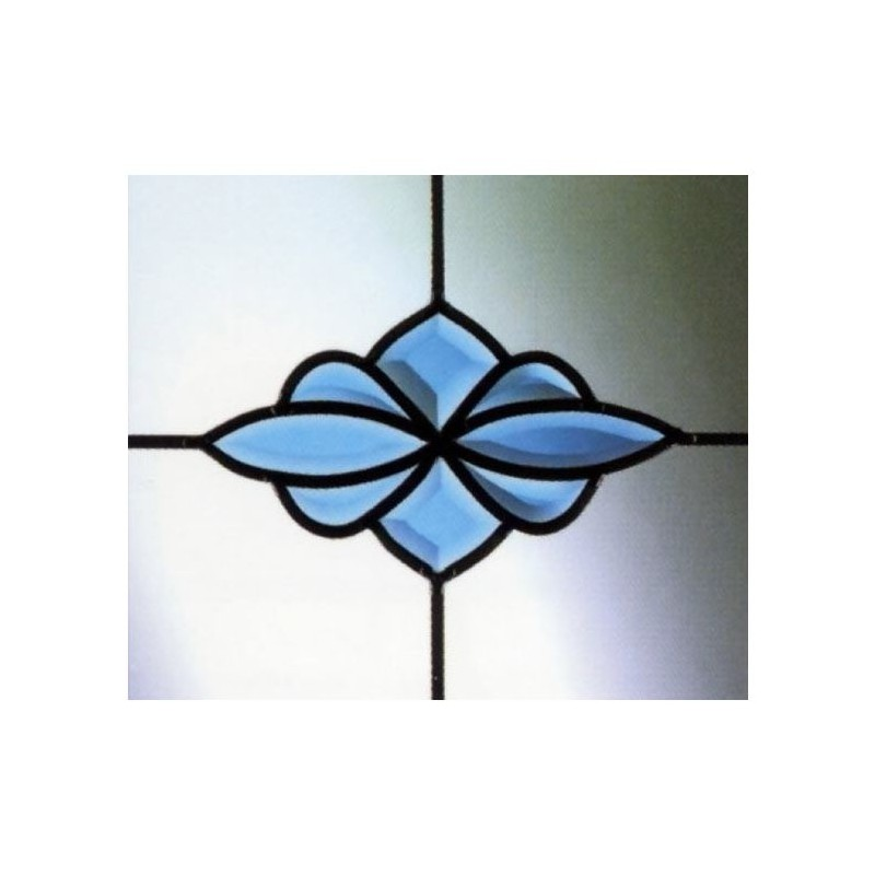 Fanlight Blue Cluster