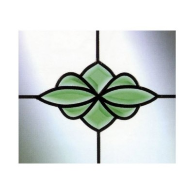 Fanlight Green Cluster