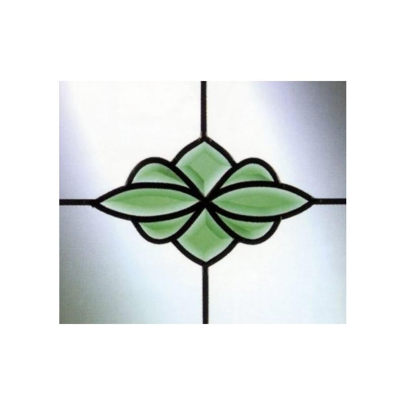 Fanlight Green Cluster